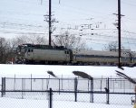 AMTK 923 on train #667